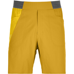 Ortovox Piz Selva Light Shorts Men yellowstone